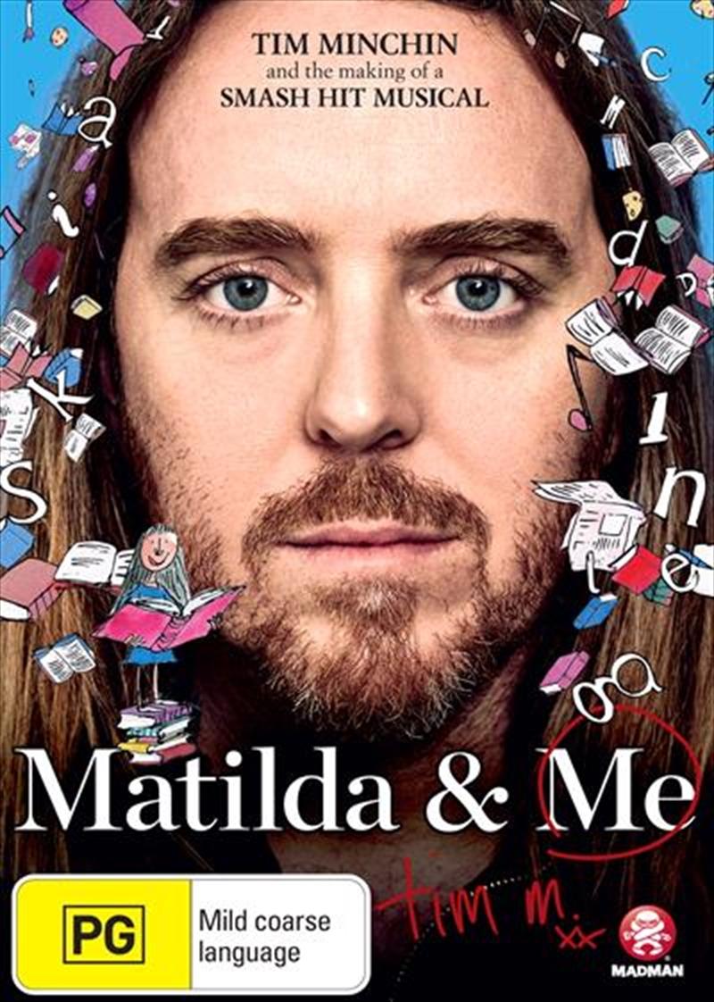 Buy Matilda And Me On Dvd Sanity