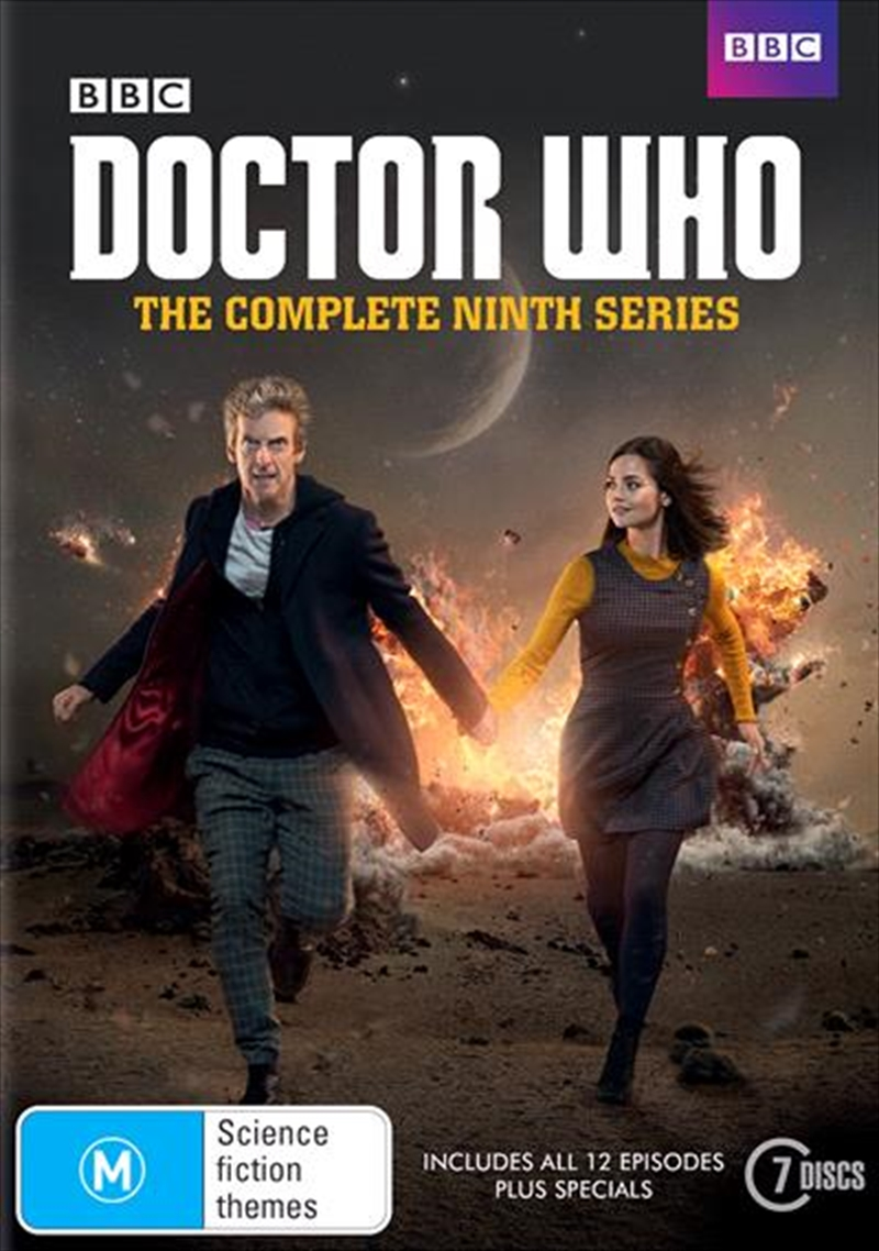 Doctor Who - Series 9 | DVD