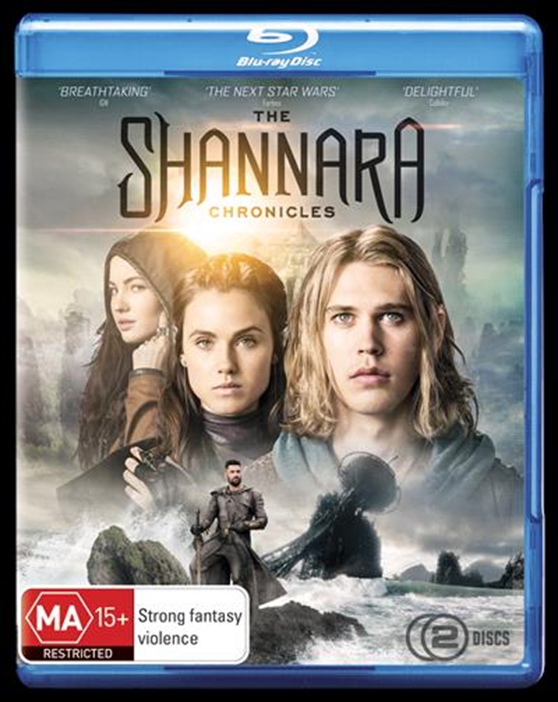 Shannara Chronicles, The | Blu-ray