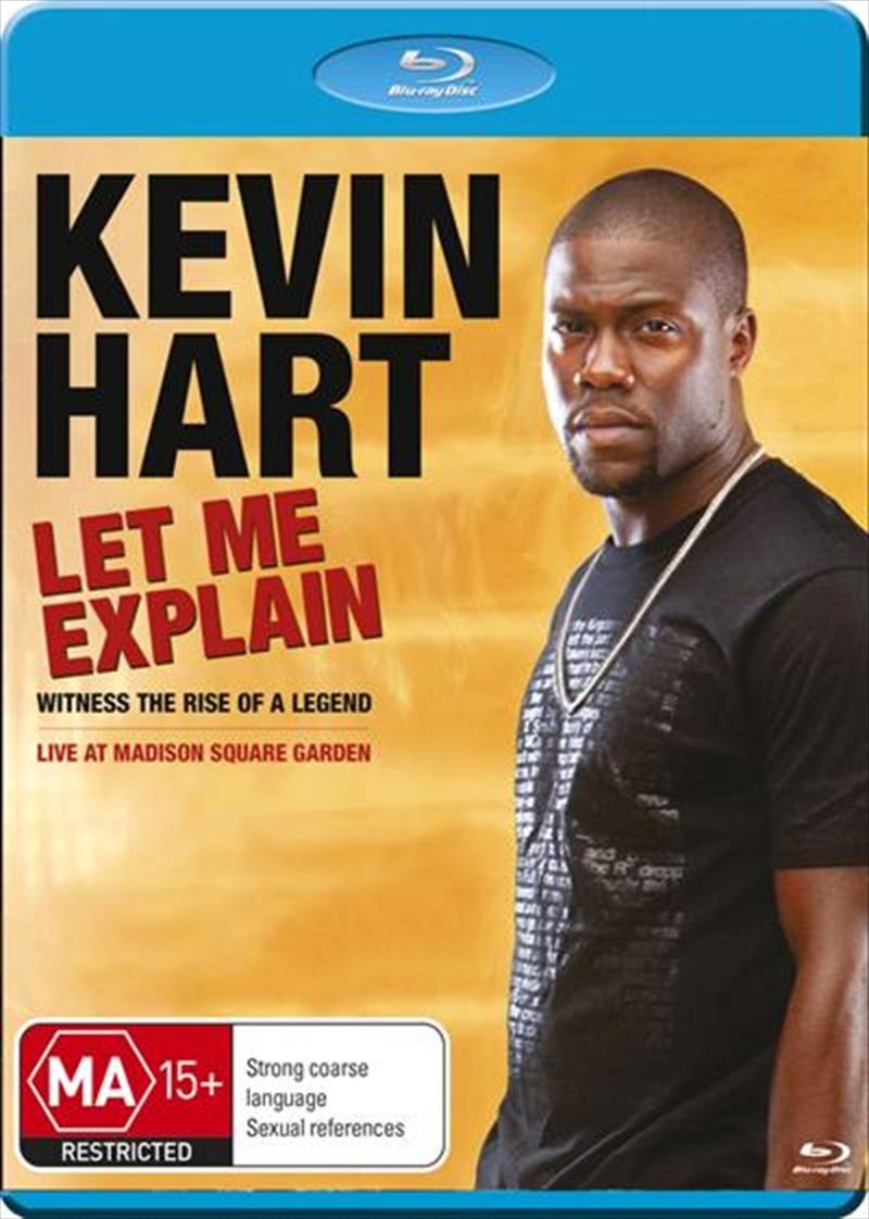 Kevin Hart - Let Me Explain | Blu-ray