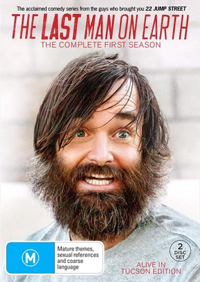 Last Man On Earth - Season 1, The | DVD