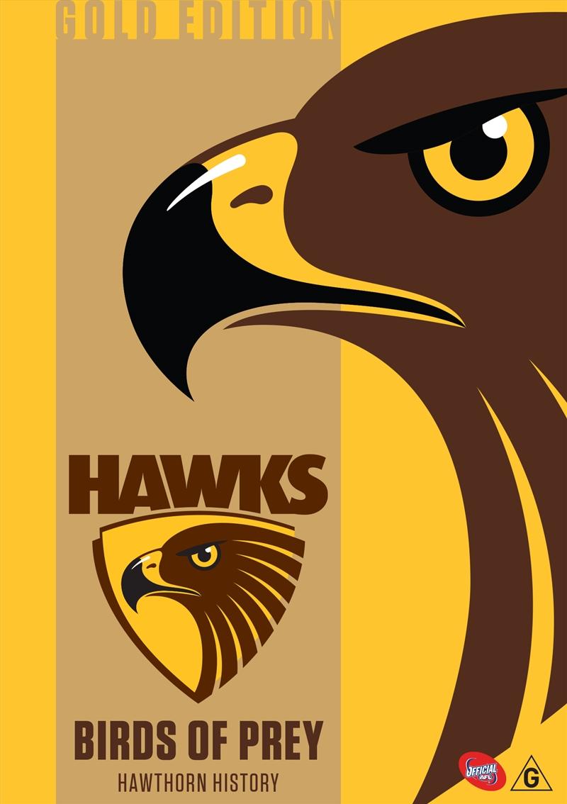 Afl History Of Hawthorn Birds Sport, DVD   Sanity