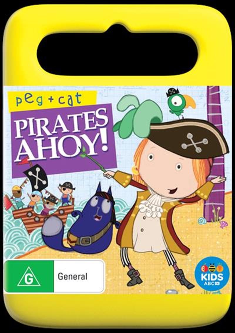 Peg + Cat - Pirates Ahoy! | DVD