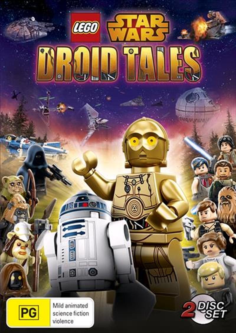 LEGO Star Wars - Droid Tales | DVD