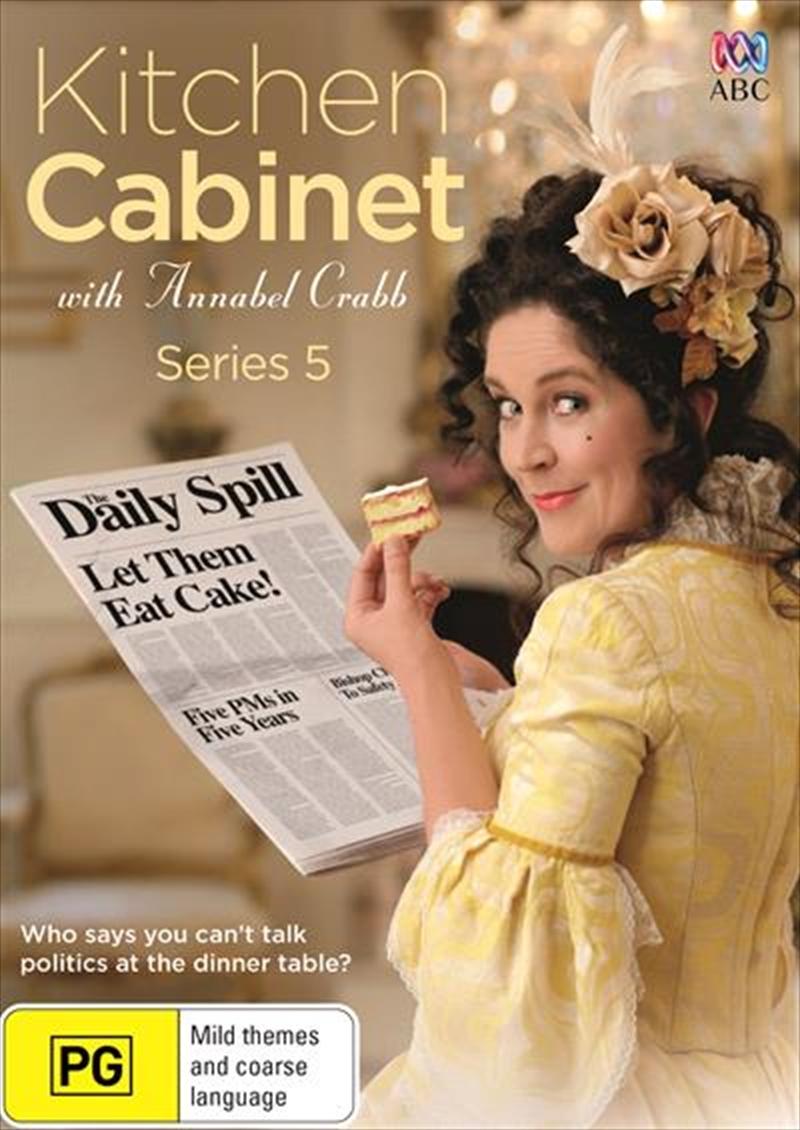 Kitchen Cabinet - Series 5 | DVD