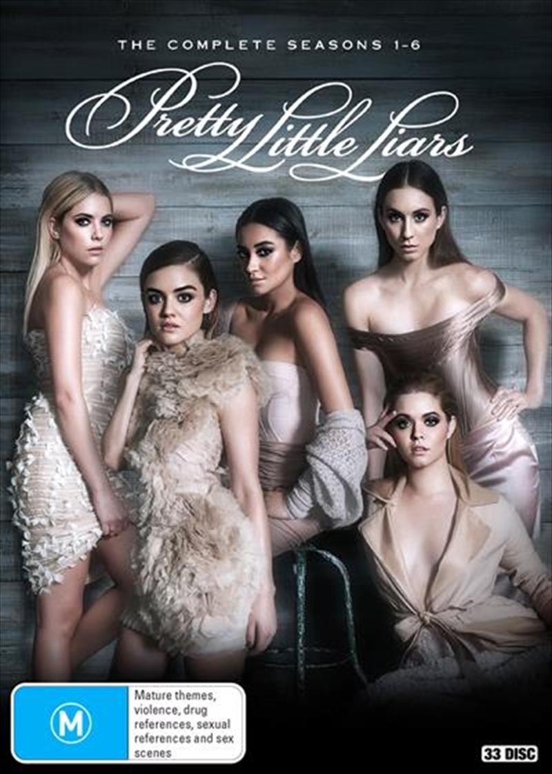 Pretty Little Liars Staffel 6 Netflix