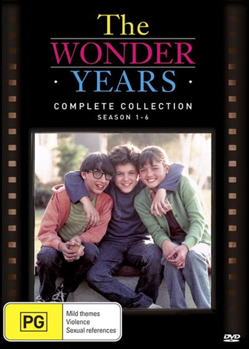 Wonder Years | Series Collection, The | DVD