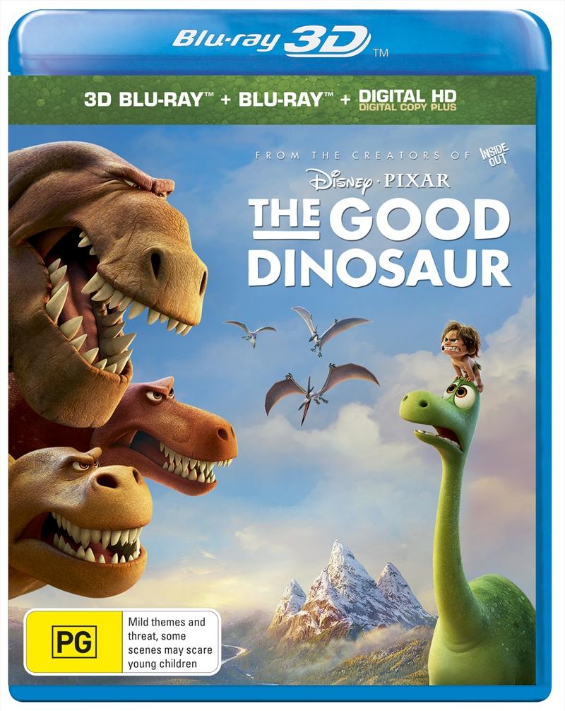 Good Dinosaur   Blu-ray 3D
