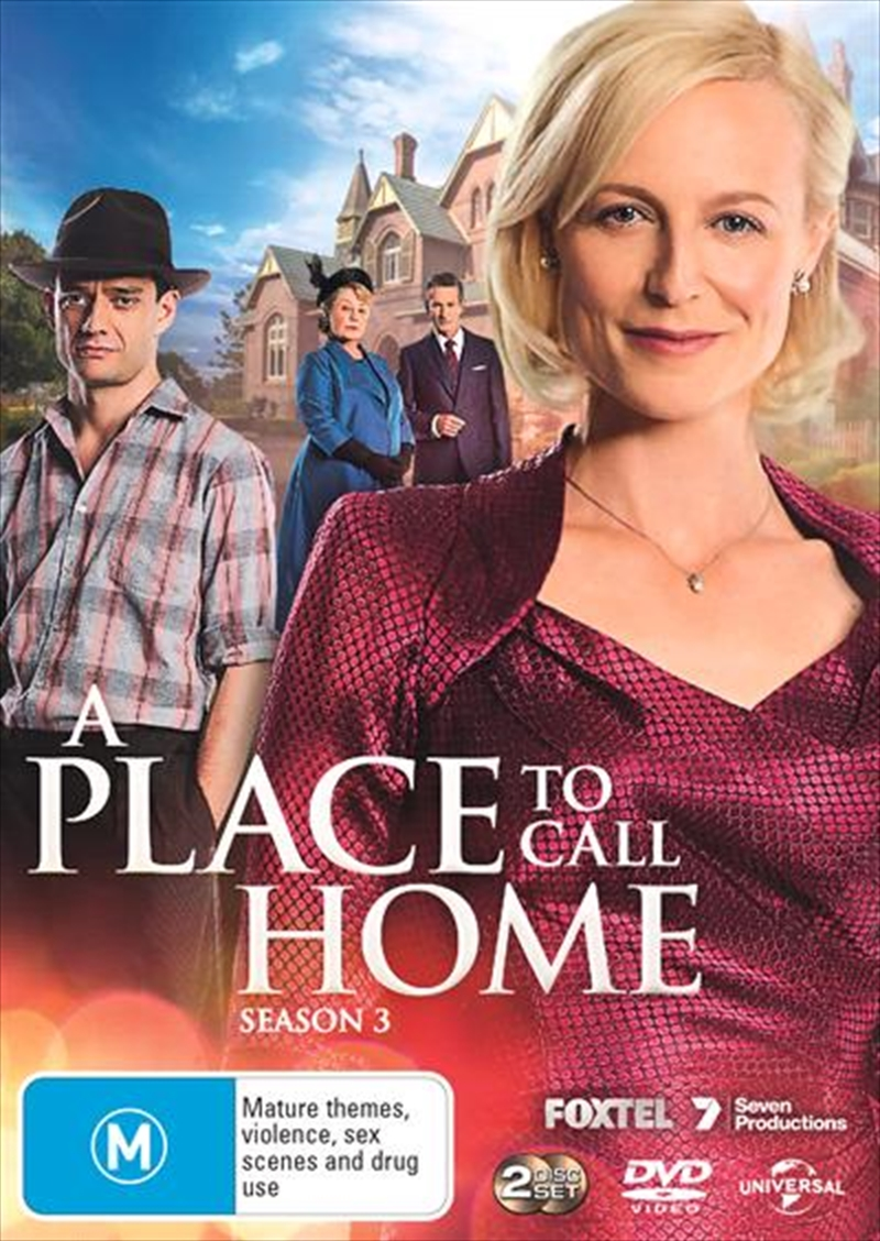 A Place To Call Home - Season 3 | DVD