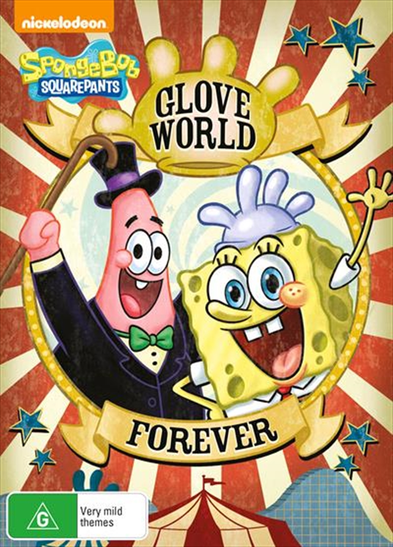 Spongebob Squarepants - Glove World Forever | DVD