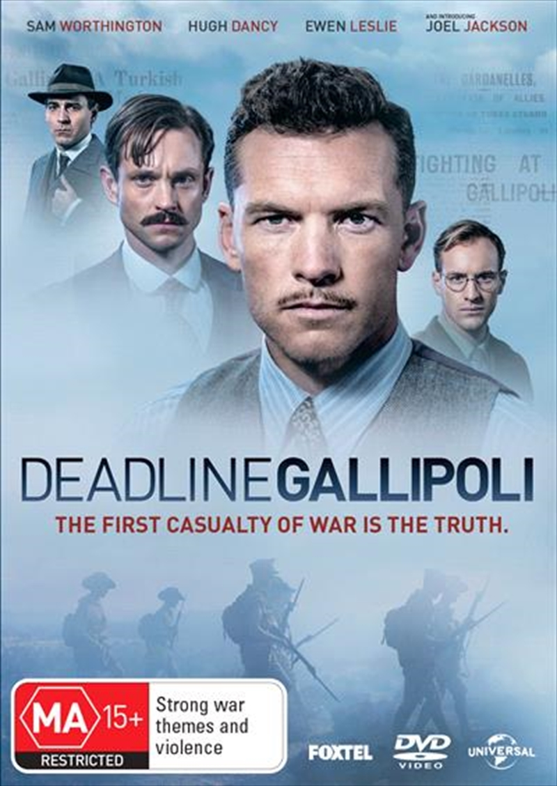 Deadline Gallipoli | DVD