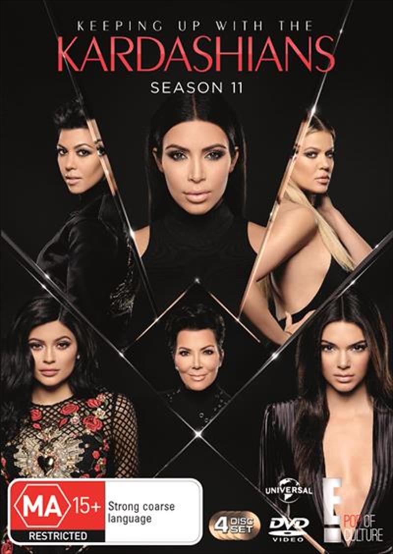 Keeping Up With The Kardashians - Season 11 | DVD