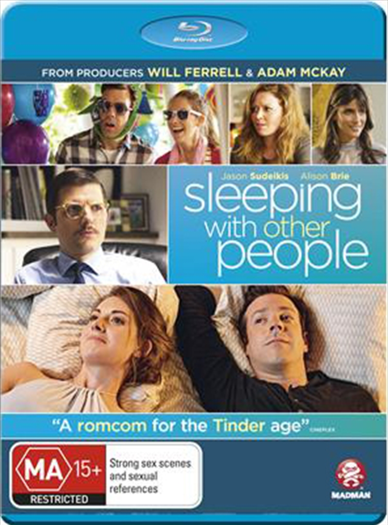 Sleeping With Other People | Blu-ray