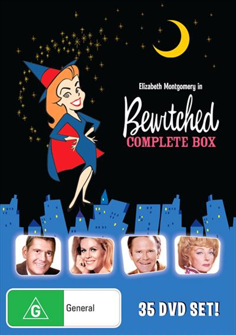 Bewitched | Series Collection | DVD