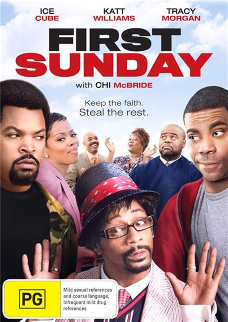 First Sunday | DVD