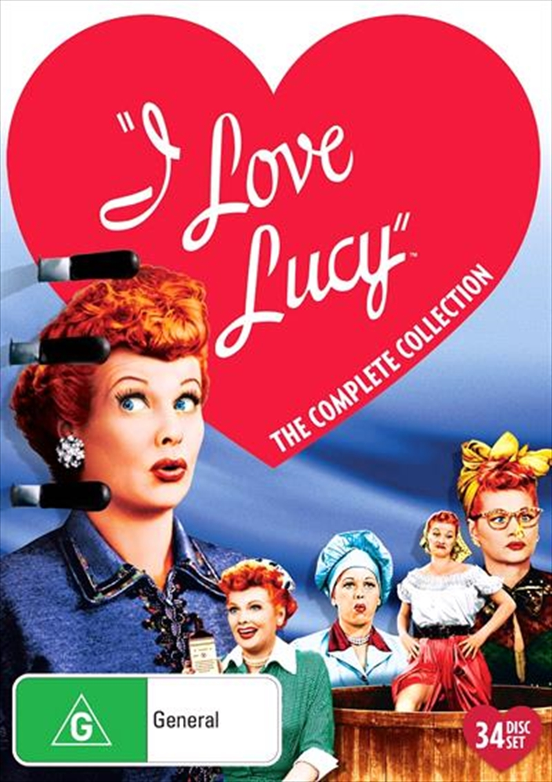 I Love Lucy | Collection | DVD