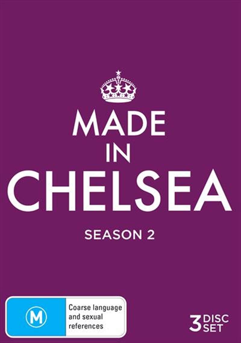 Made In Chelsea - Season 2 | DVD