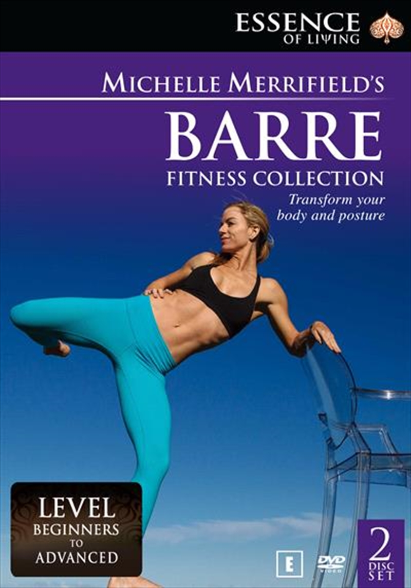 Michelle Merrifield - Barre Fitness Collection | DVD