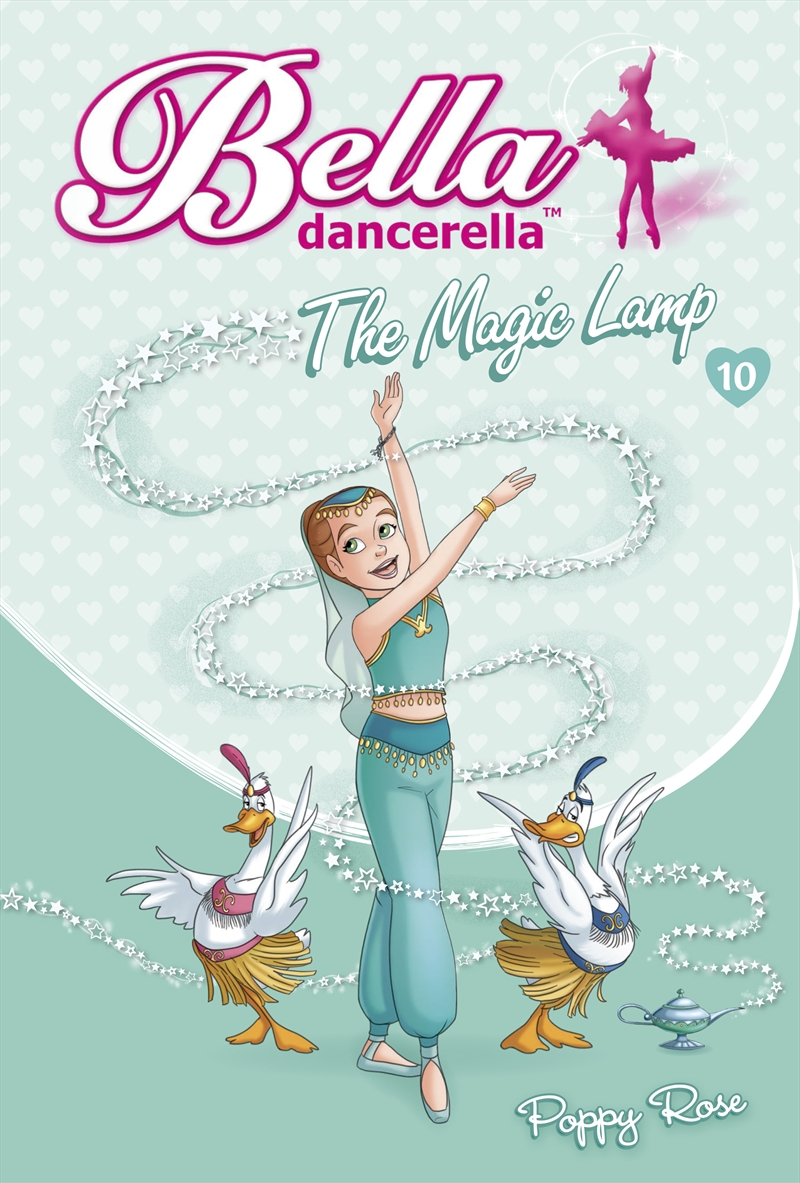Bella Dancerella The Magic Lamp | Books