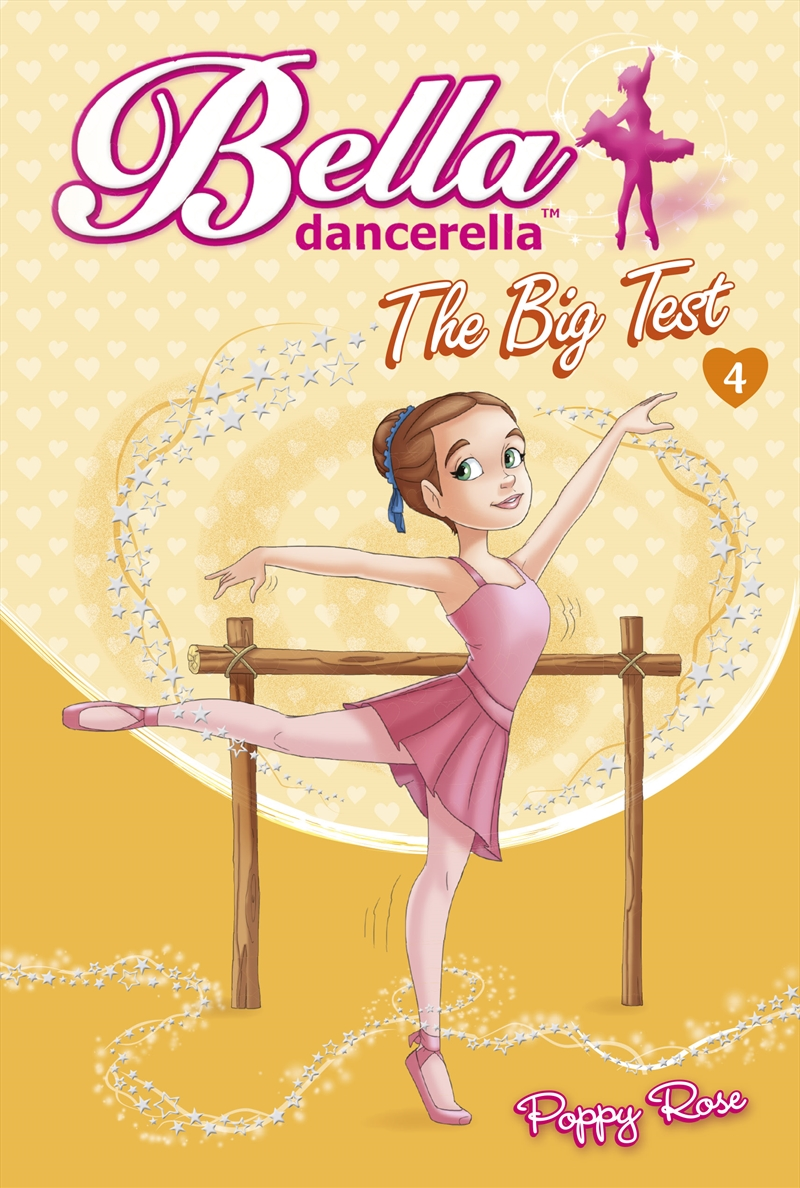 Bella Dancerella: The Big Test | Books