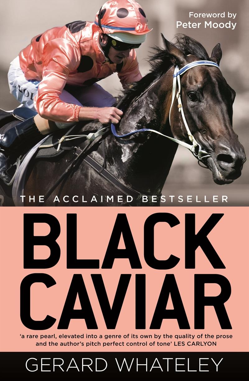 Black Caviar   Paperback Book