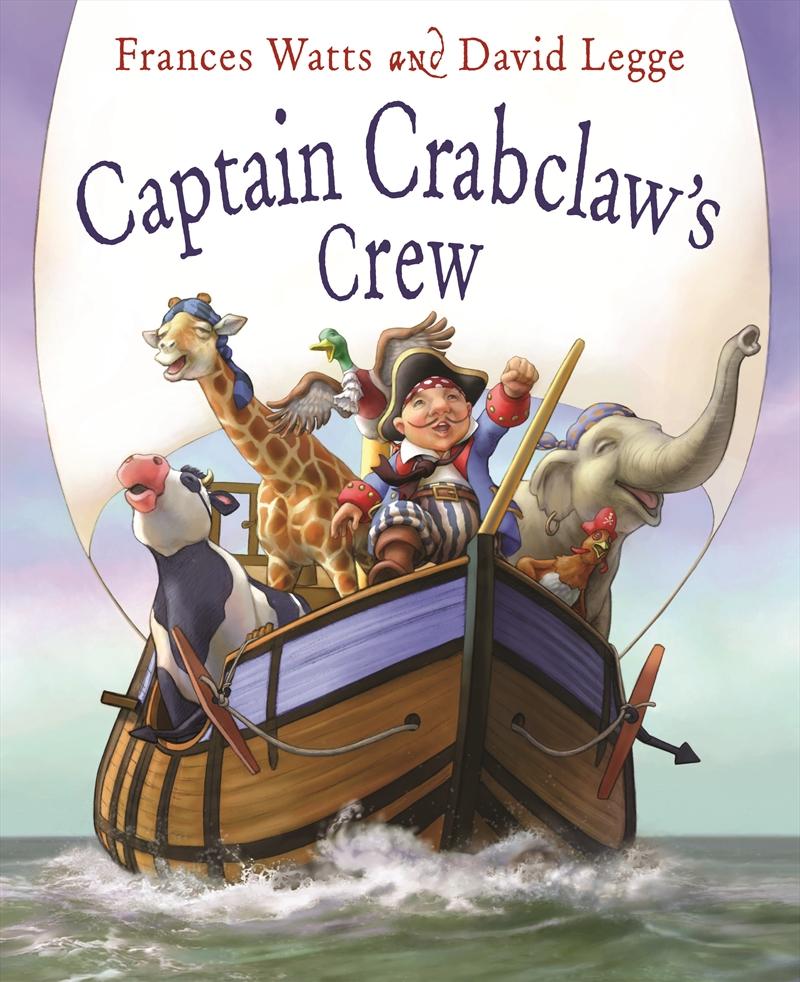Captain Crabclaws Crew | Books