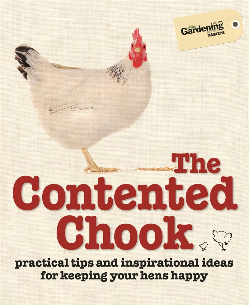 Contented Chook | Books