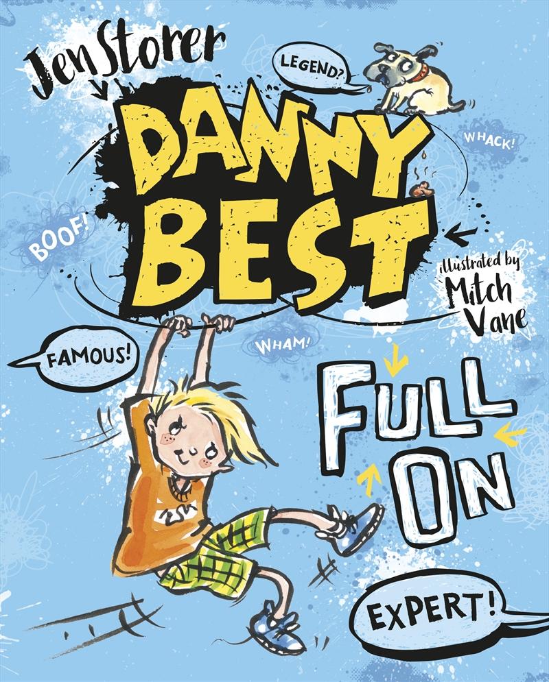 Danny Best Full On | Books