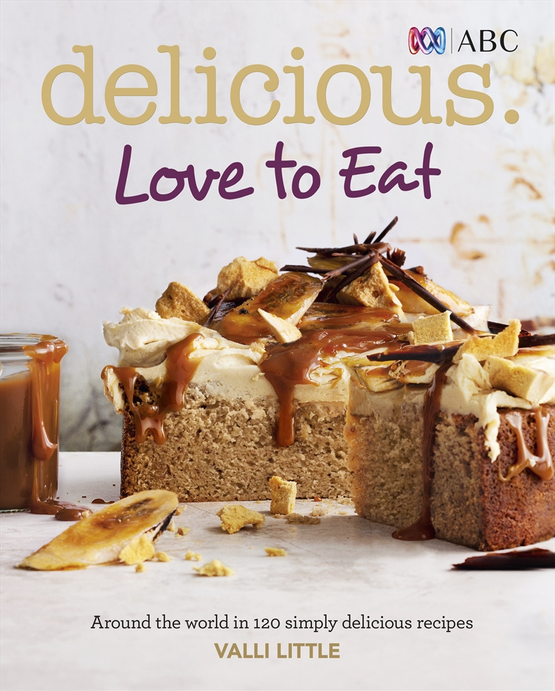 Delicious Love To Eat | Books