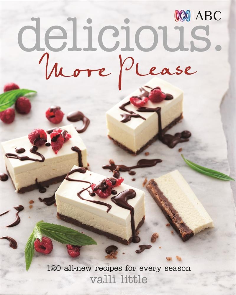 Delicious More Please | Books