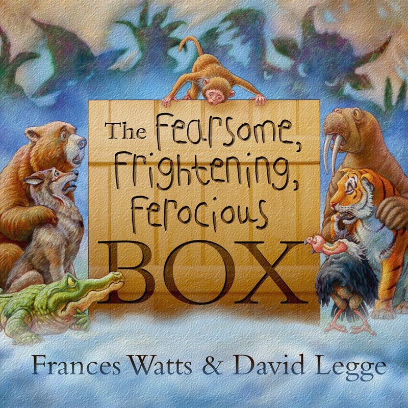 Fearsome Frightening Ferocious Box | Books