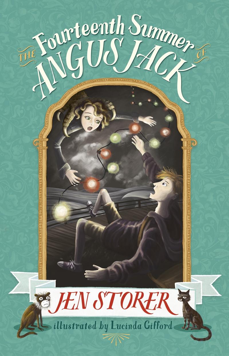 Fourteenth Summer Of Angus Jack | Books