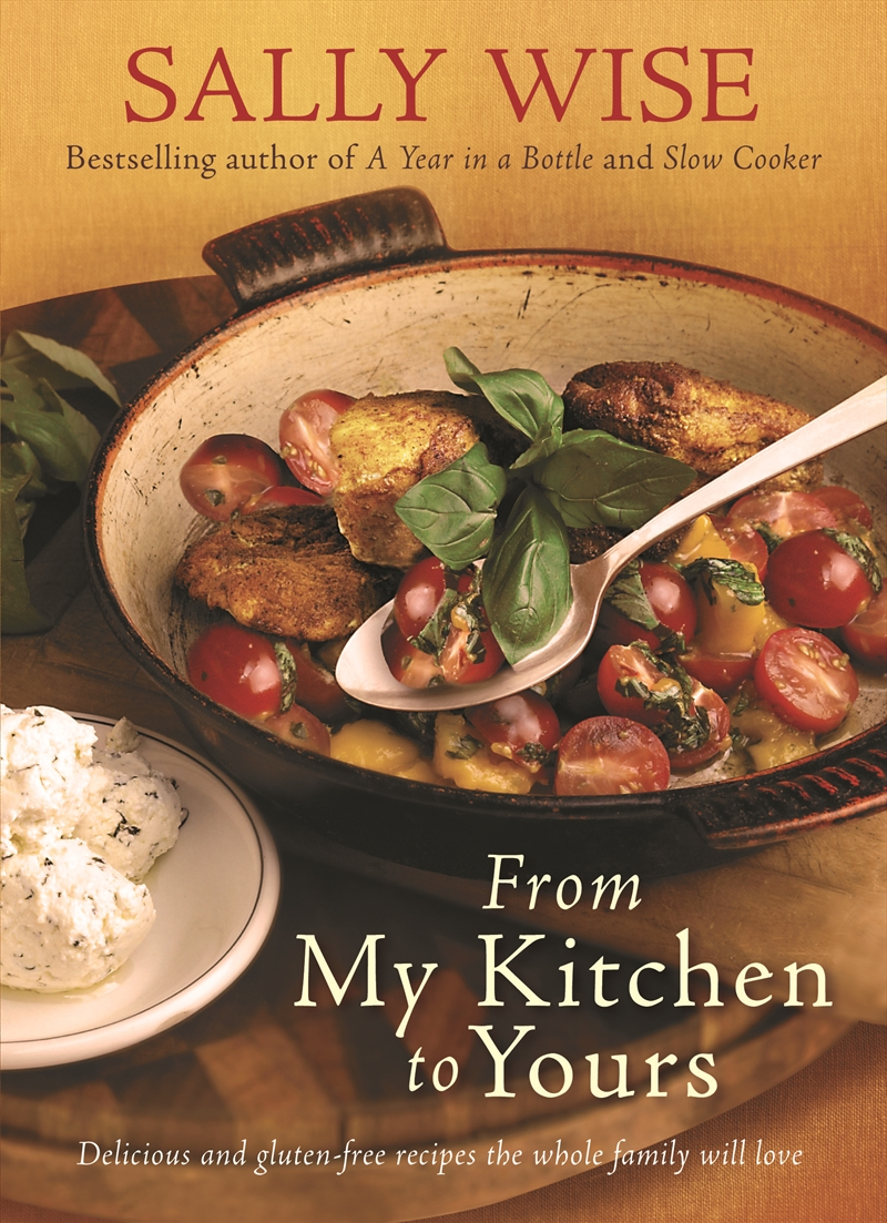 From My Kitchen To Yours | Books
