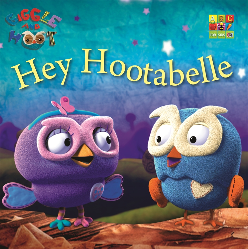 Hey Hootabelle | Books