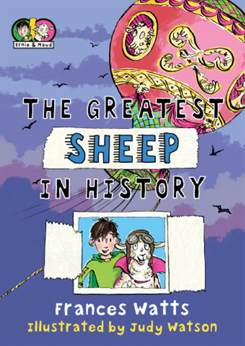 Greatest Sheep In History | Books