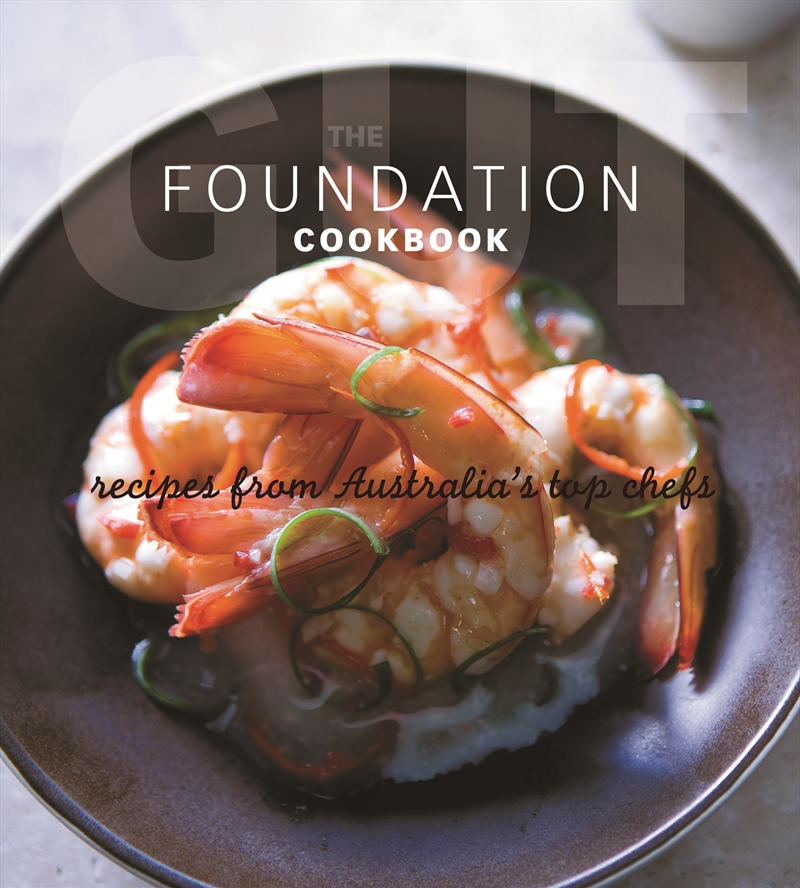Gut Foundation Cookbook | Books