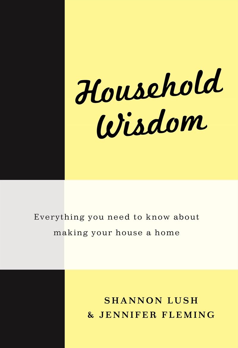 Household Wisdom   Books