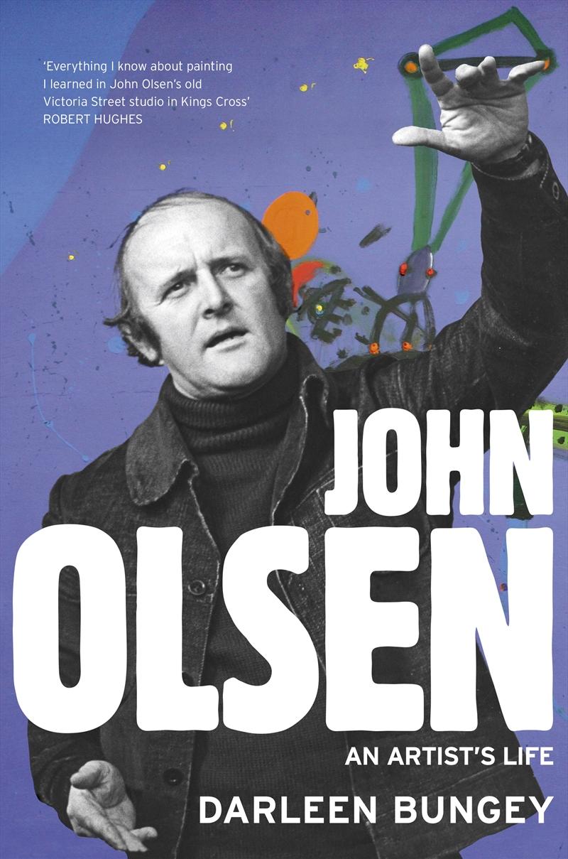 John Olsen | Books
