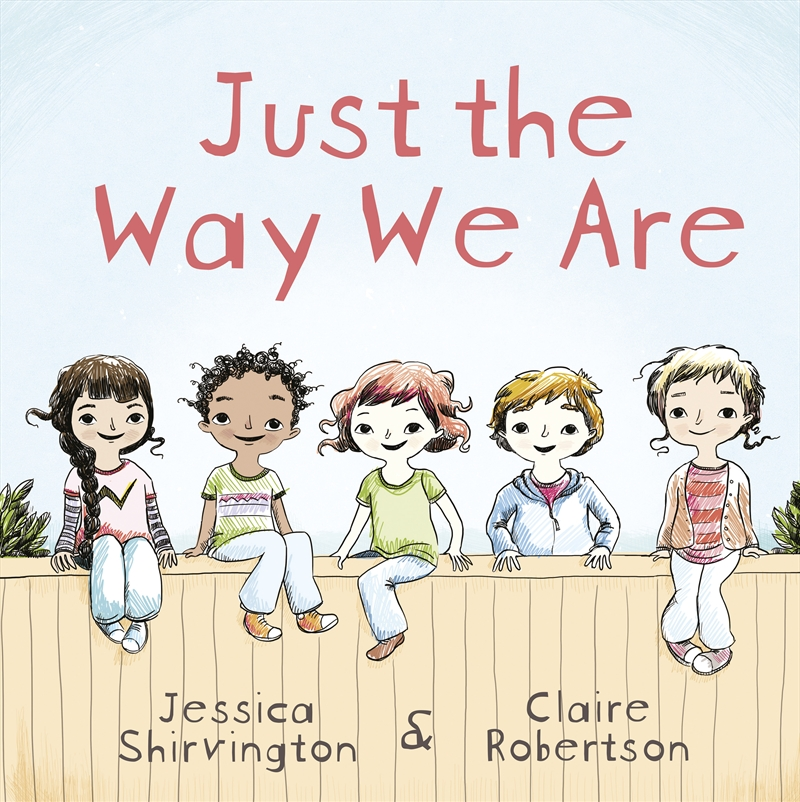 Just The Way We Are | Books