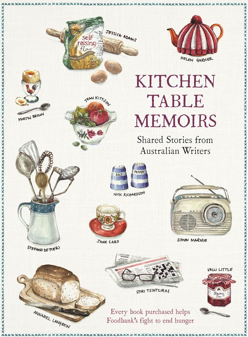 Kitchen Table Memoirs   Books