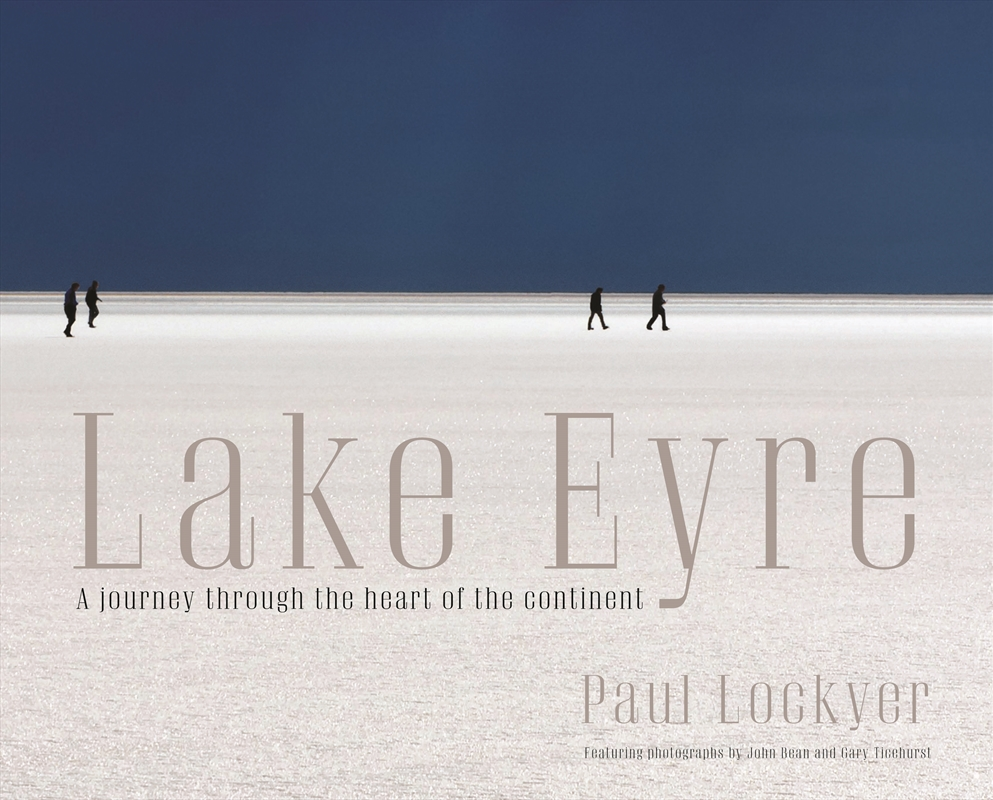 Lake Eyre | Books