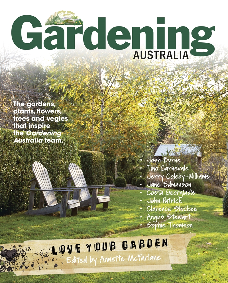 Love Your Garden | Books