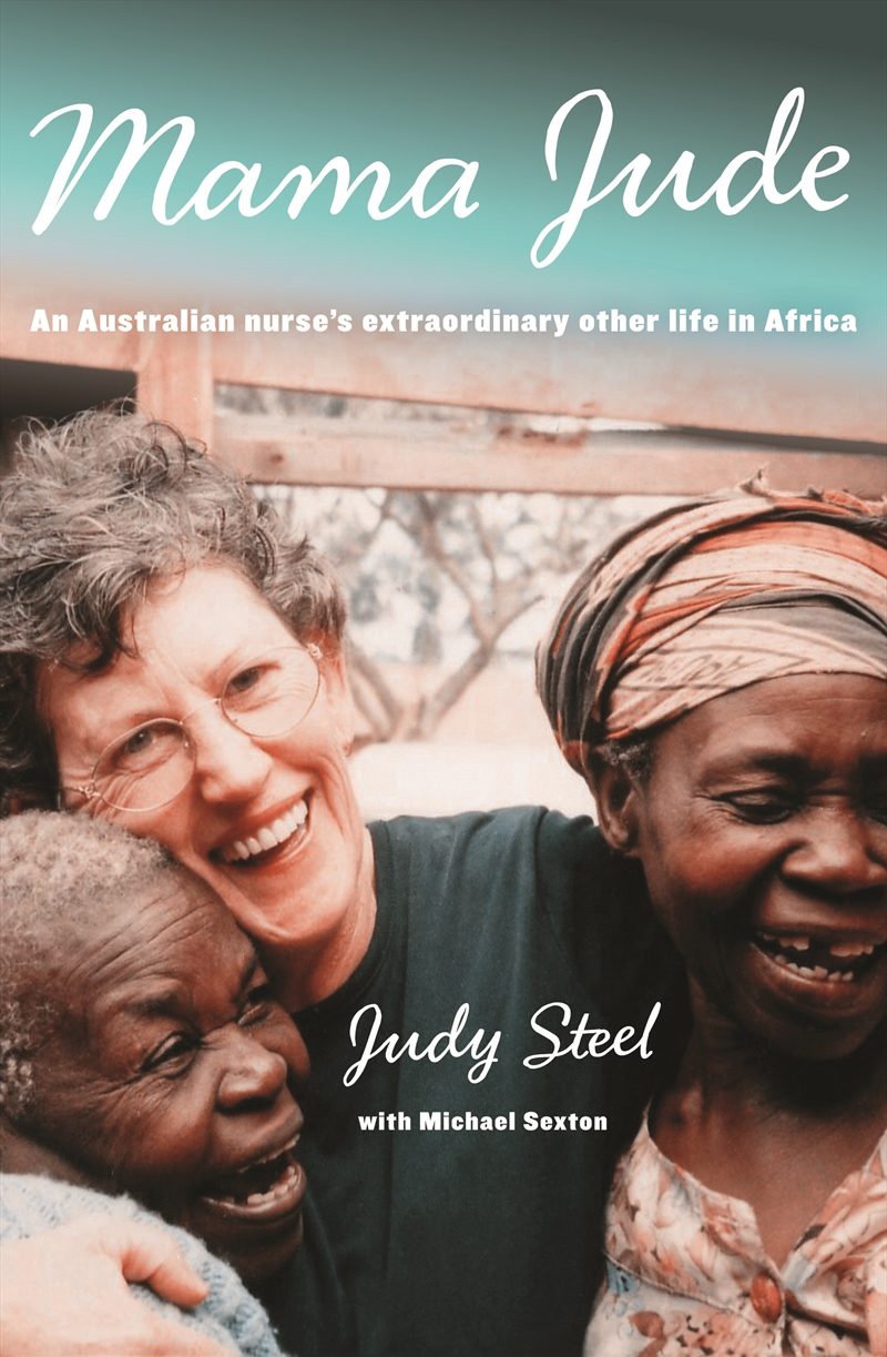 Mama Jude An Australian Nurses   Books