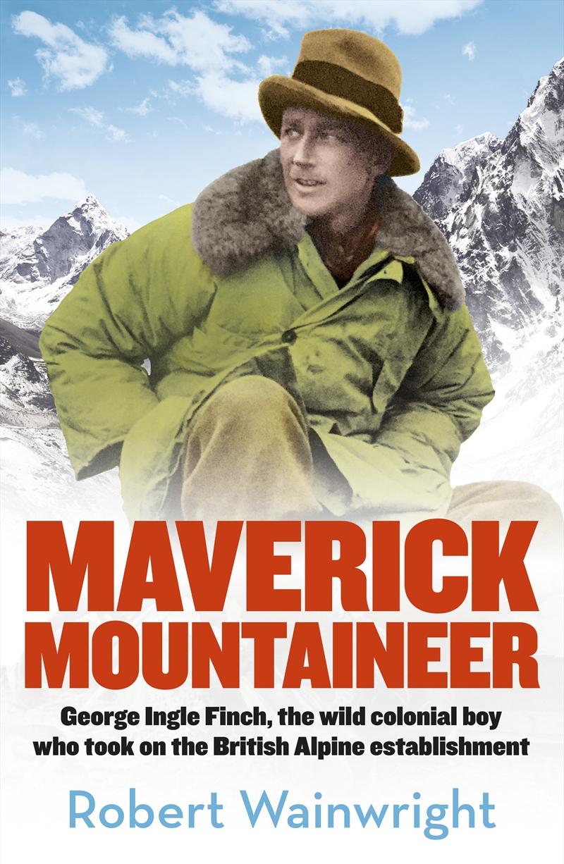 Maverick Mountaineer | Books