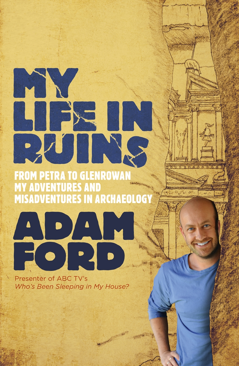 My Life In Ruins | Books