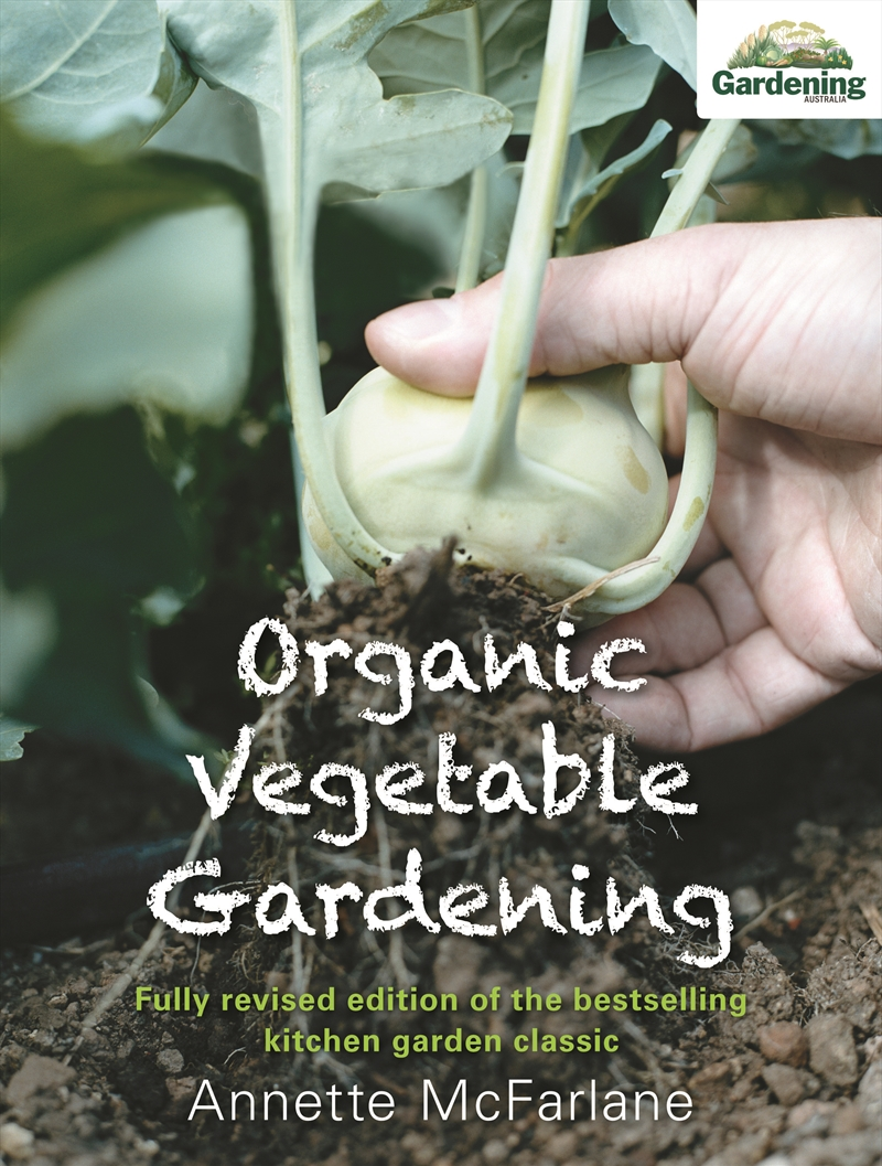 Organic Vegetable Gardening New Edition | Books