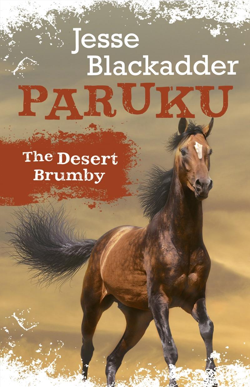Paruku The Desert Brumby | Books