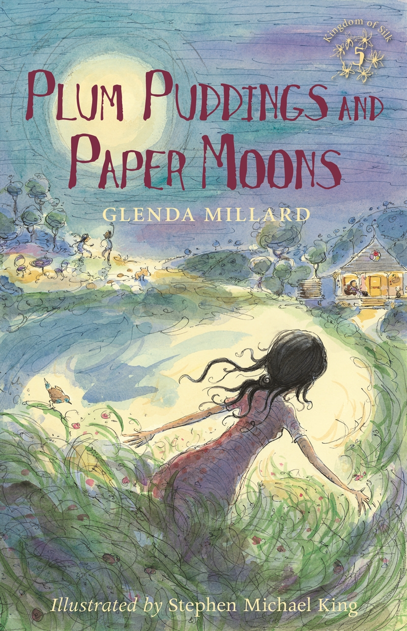 Plum Puddings And Paper Moons | Books