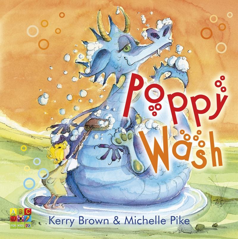 Poppy Wash | Books
