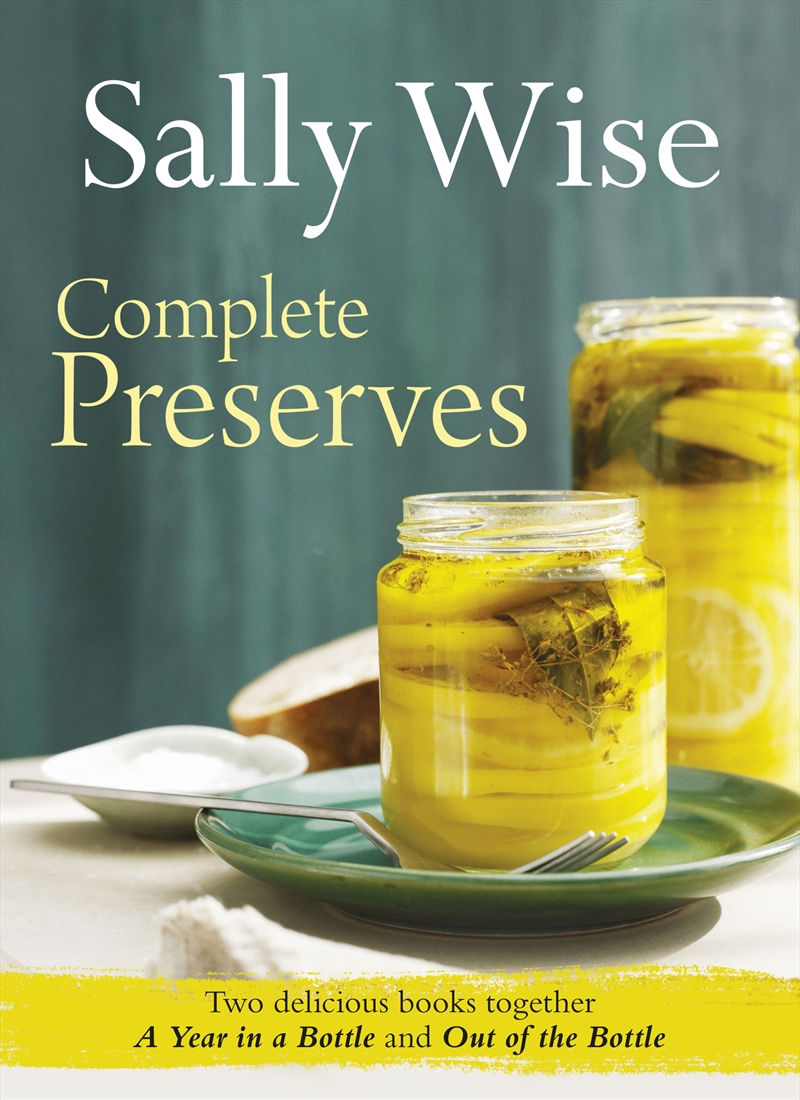 Sally Wise Complete Preserves | Books